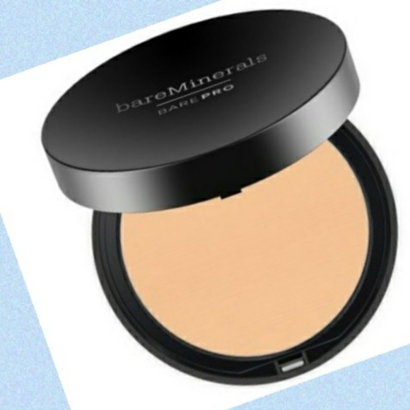 Bareminerals bare pro powder foundation